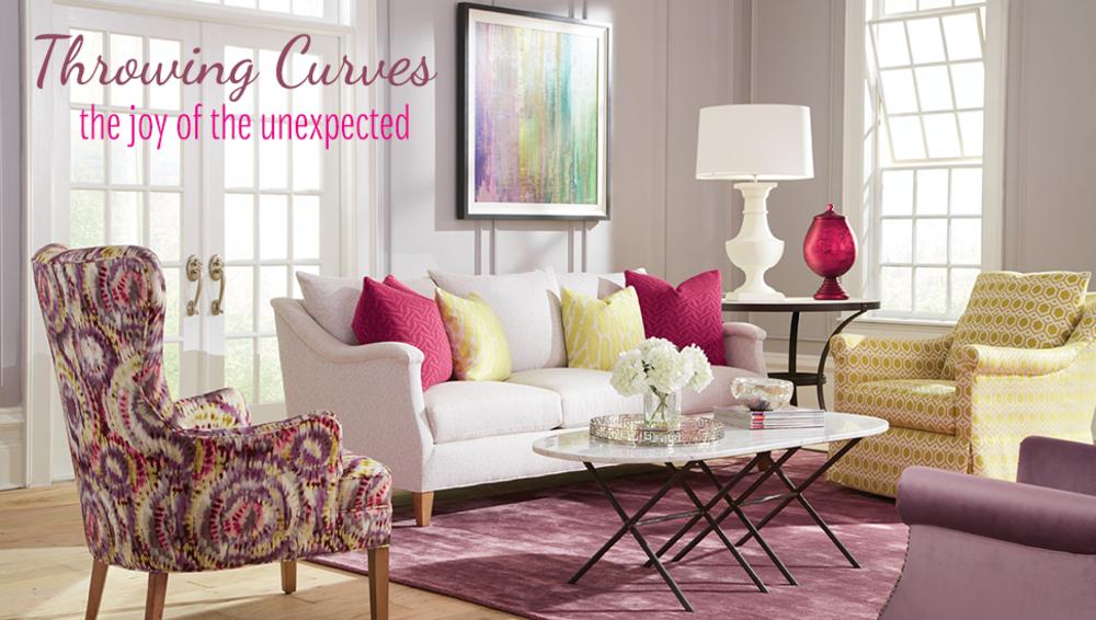 Huntington House - Aiko Swivel Chair