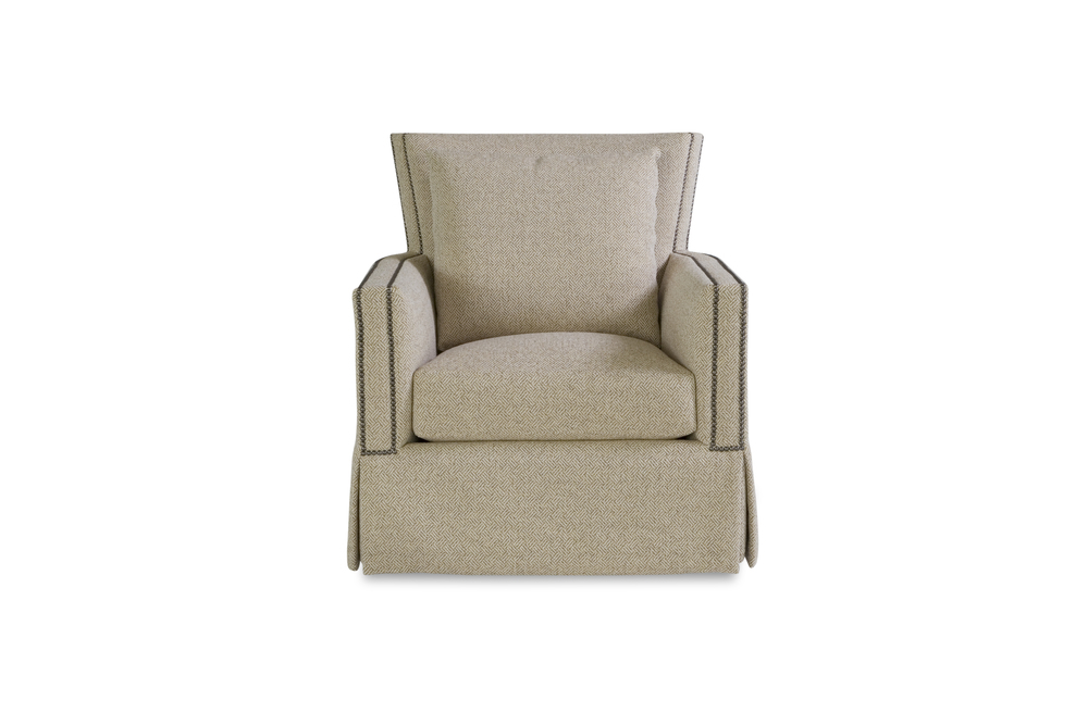 Huntington House - Aileen Swivel Chair
