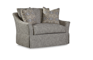 Thumbnail of Huntington House - Amara Swivel Chair