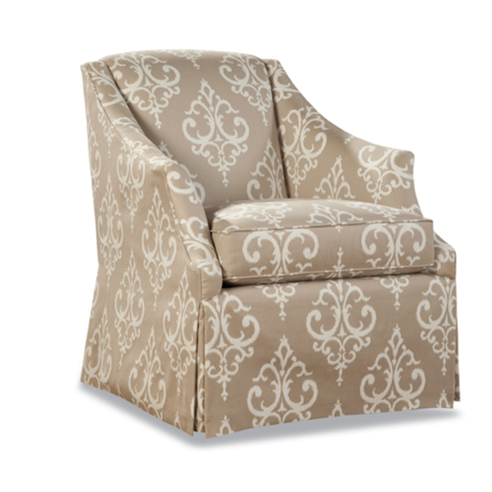 Huntington House - Roxy Swivel Chair