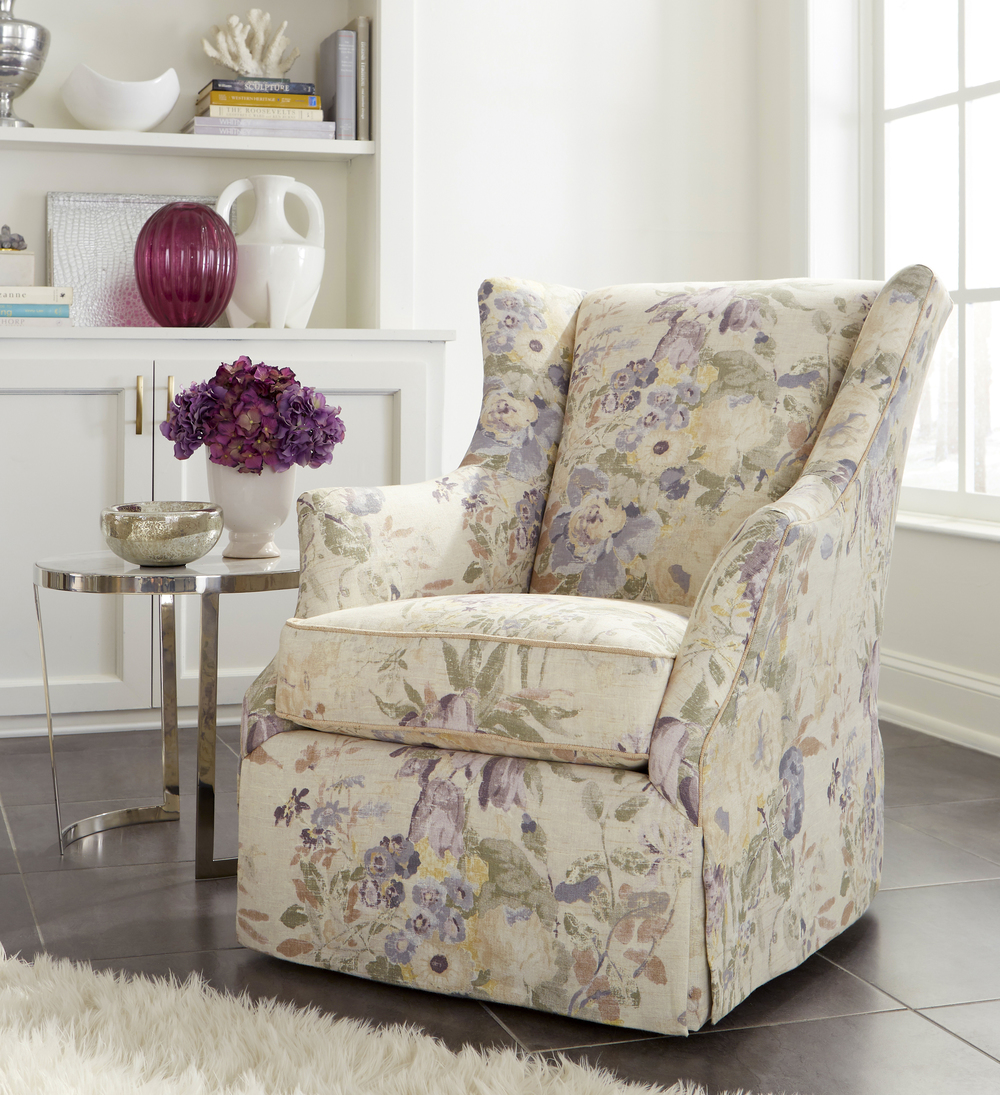 Huntington House - Ivy Swivel Chair