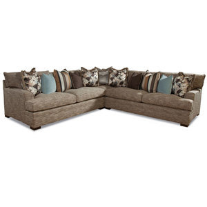 Thumbnail of Huntington House - 7100 Series Two Loveseat and Corner Sectional
