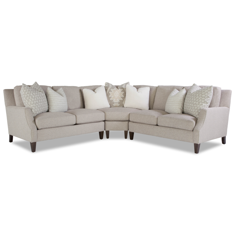 Huntington House - Lounge Mod-Luxe Corner Sectional