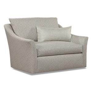 Thumbnail of Huntington House - Adley Swivel Chair