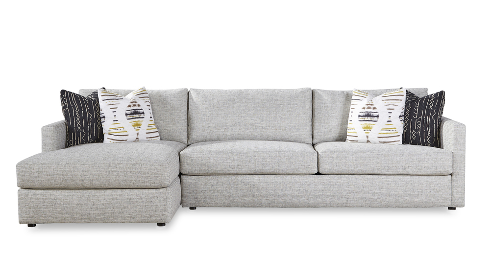 Huntington House - Paxton Chaise Sectional