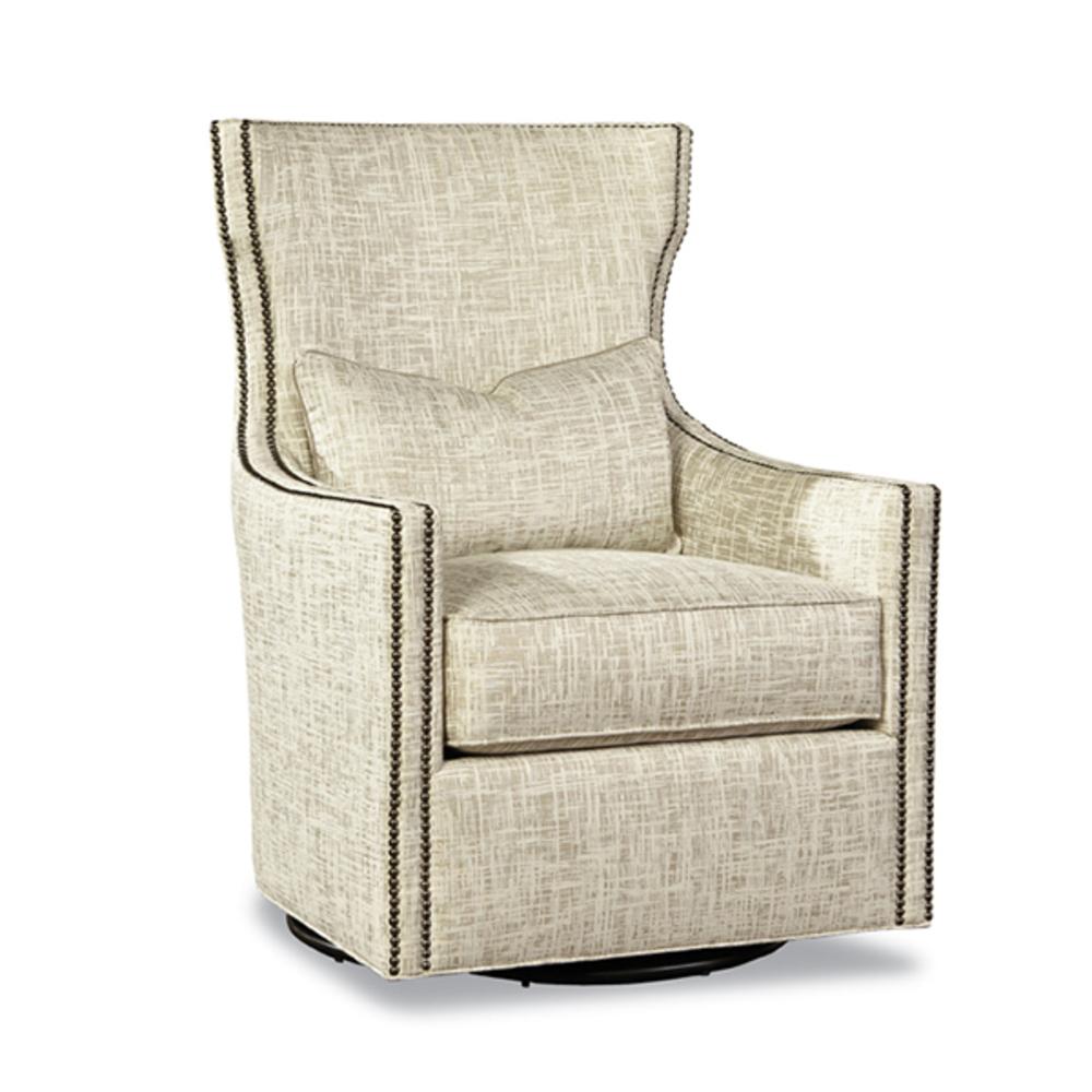 Huntington House - Amos Swivel Chair