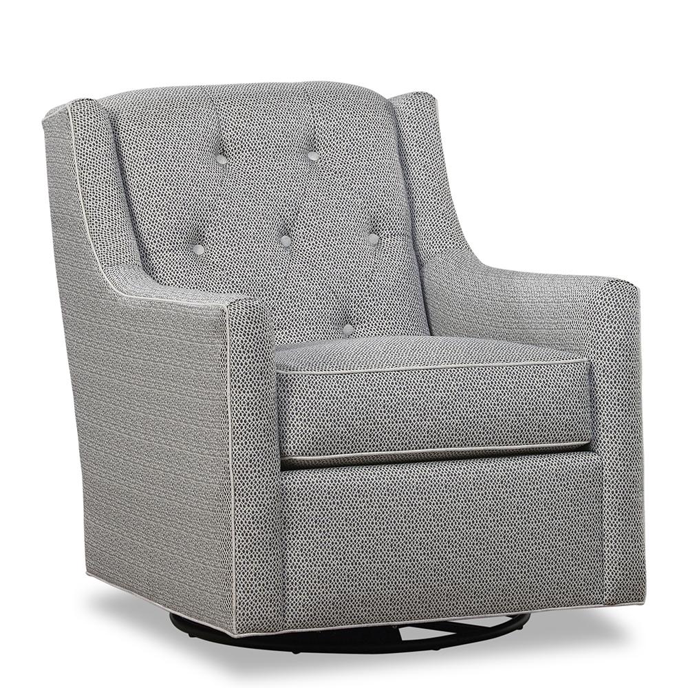 Huntington House - Rhett Swivel Chair