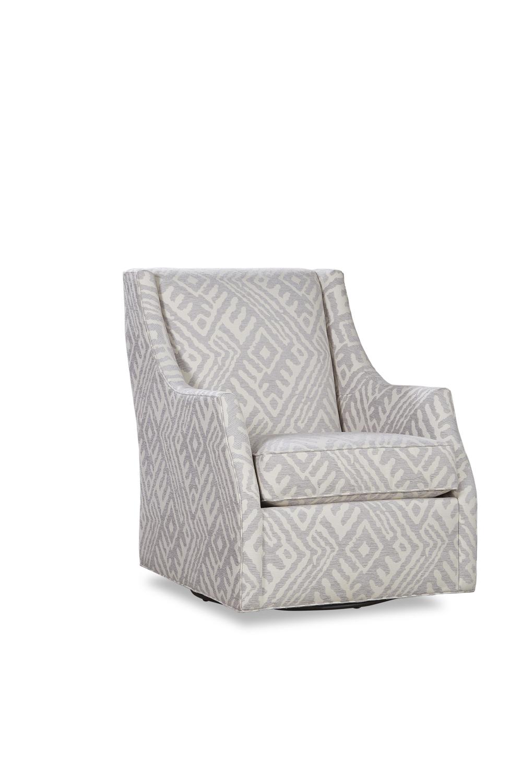Huntington House - Casey Swivel Chair