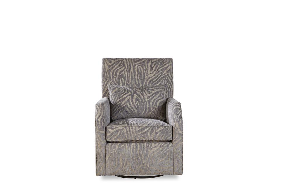 Huntington House - Quincy Swivel Chair