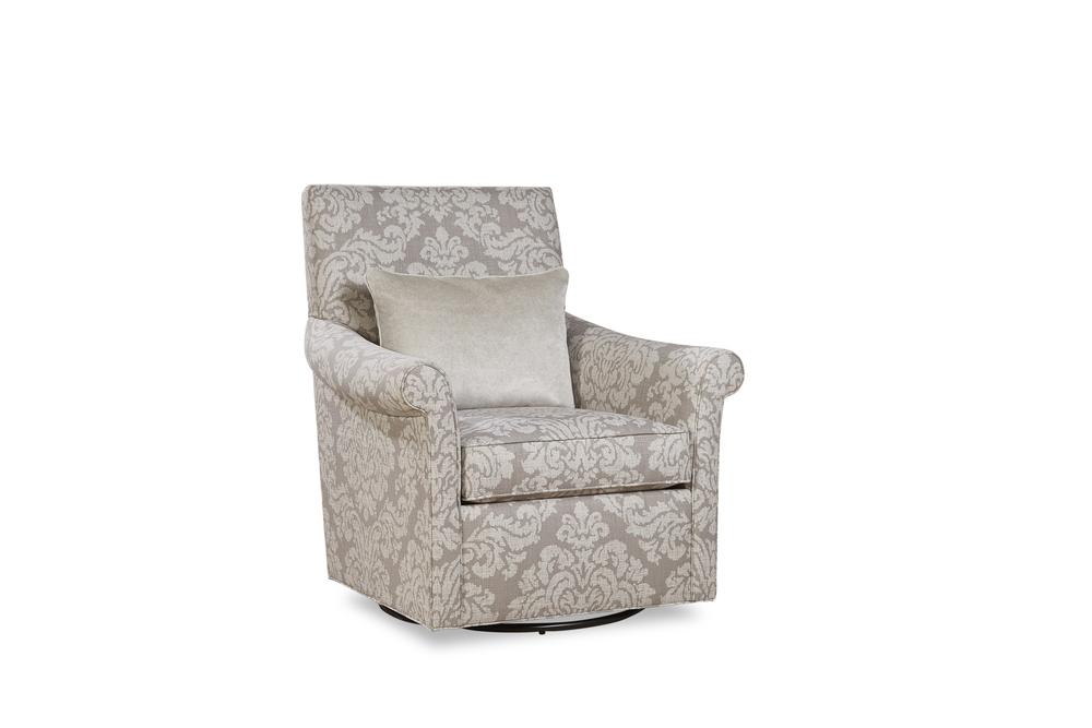 Huntington House - Hayes Swivel Chair