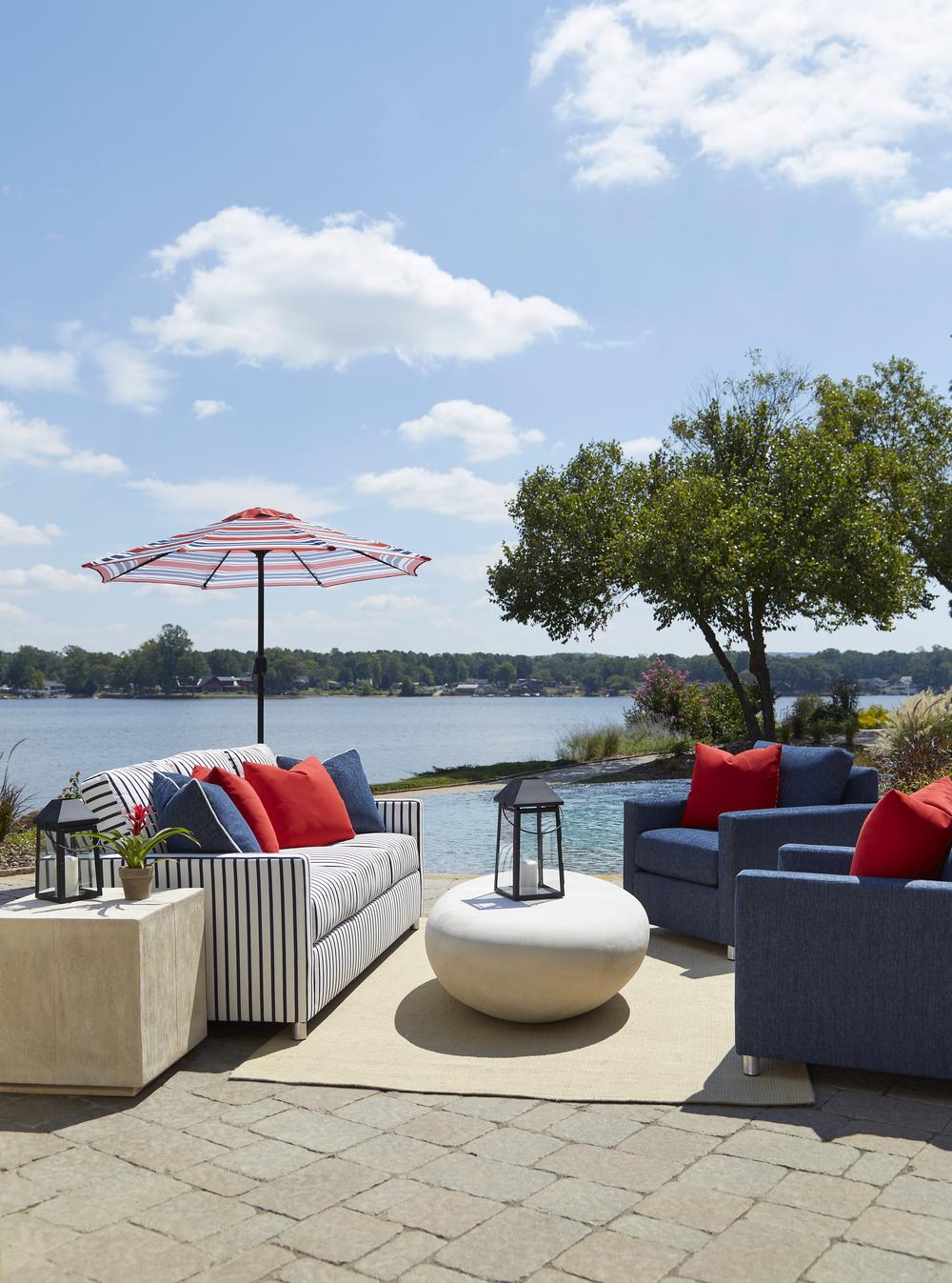 Huntington House - Melbourne Sofa