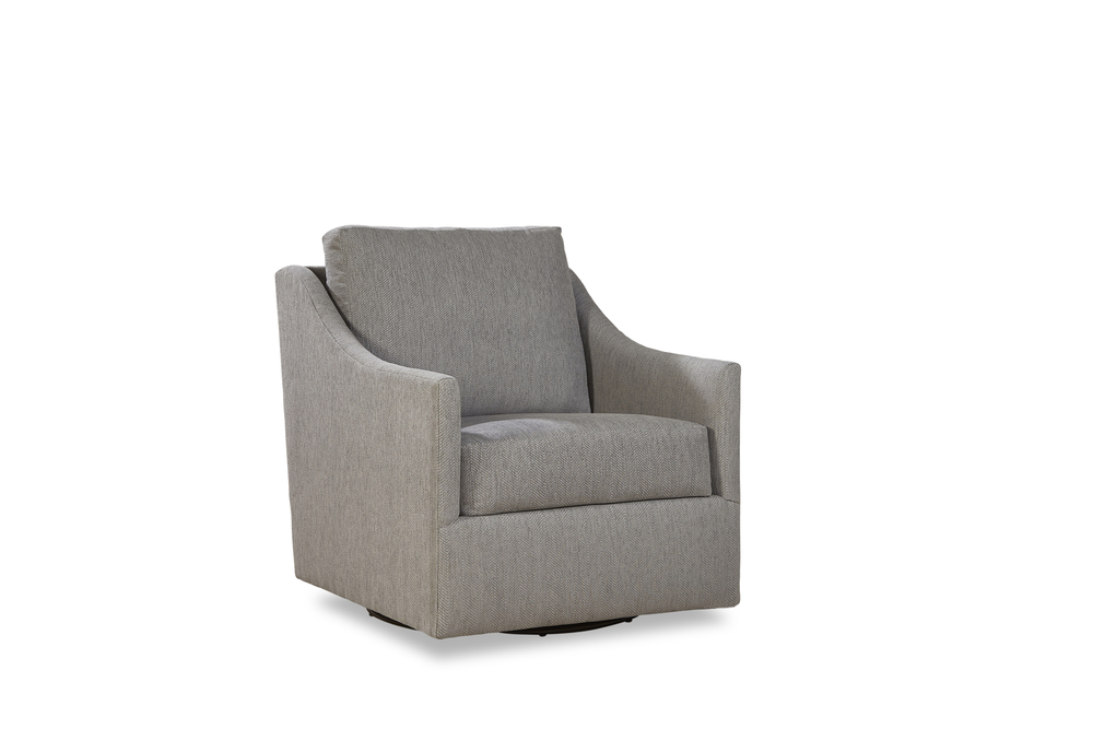Huntington House - Diego Swivel Chair