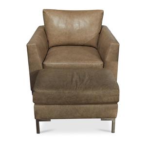 Thumbnail of Huntington House - Chair and Ottoman