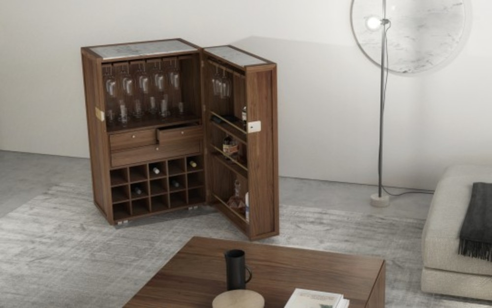 Huppe - Special 50th Anniversary Bar/Chest