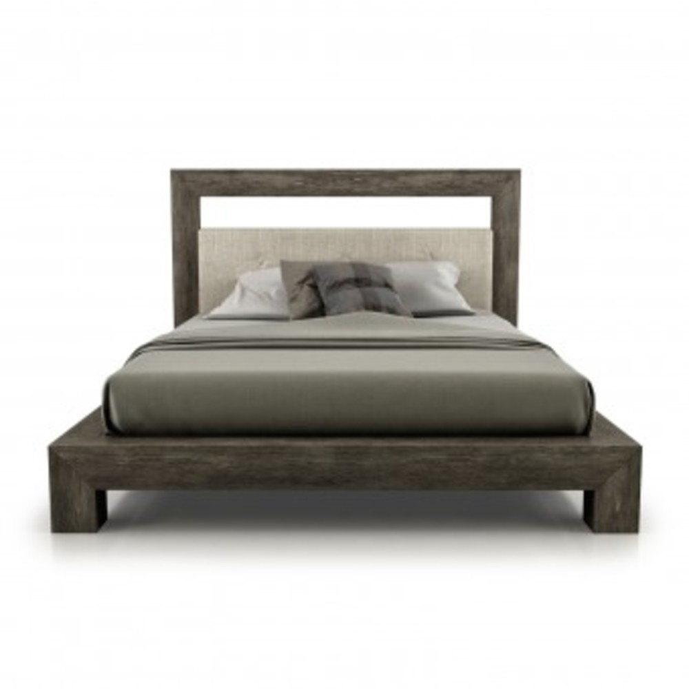 Huppe - Queen Bed w/ MDF Panel Support