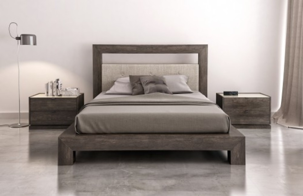 Huppe - Upholstered Queen Bed