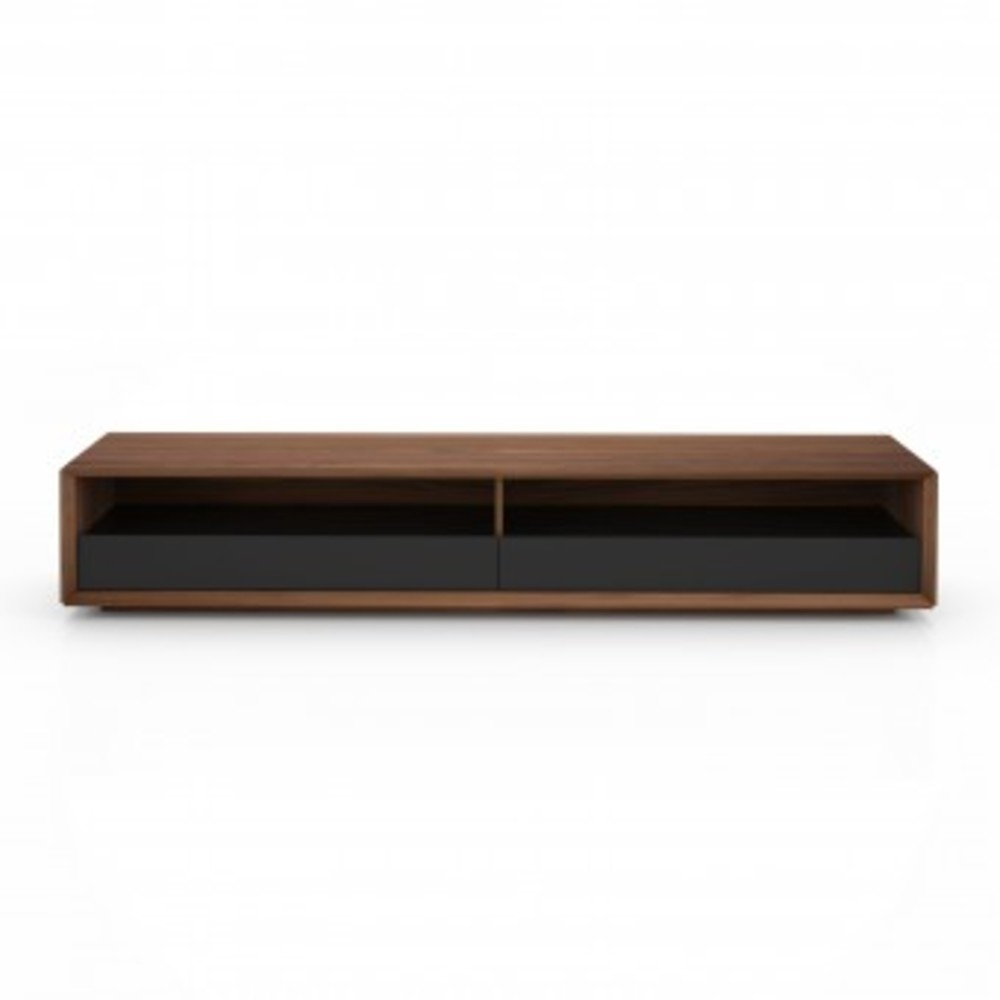 Huppe - Extra Long Storage End Table