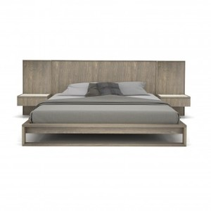 Thumbnail of Huppe - Queen Bed w/ MDF Panel Support