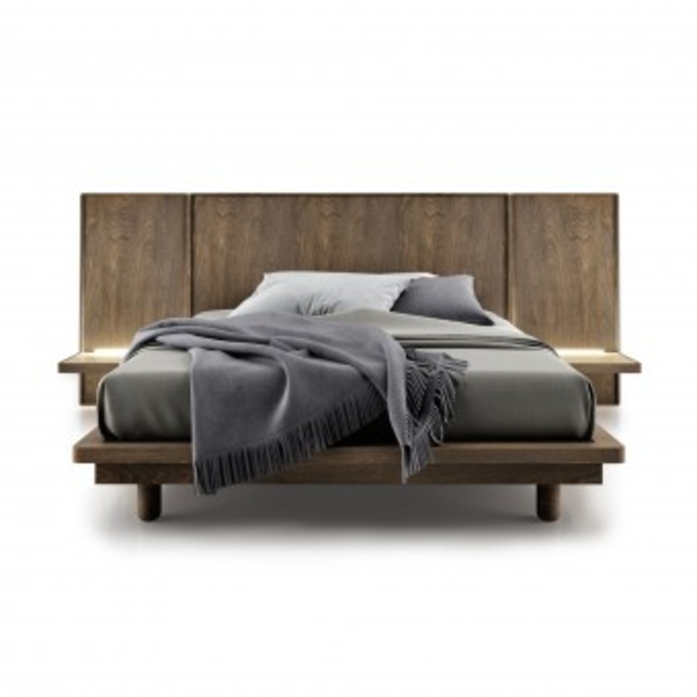 Huppe - Queen Bed w/ Slat Support