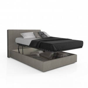 Thumbnail of Huppe - Queen Upholstered Storage Bed