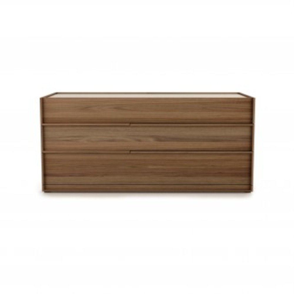 Huppe - Six Drawer Dresser