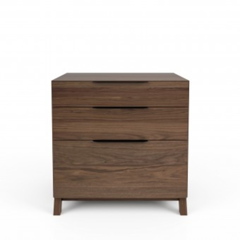 Huppe - Three Drawer Cabinet