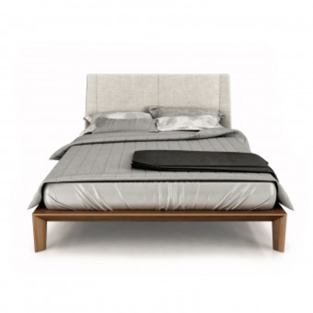 Huppe - King Bed w/ Slat Support