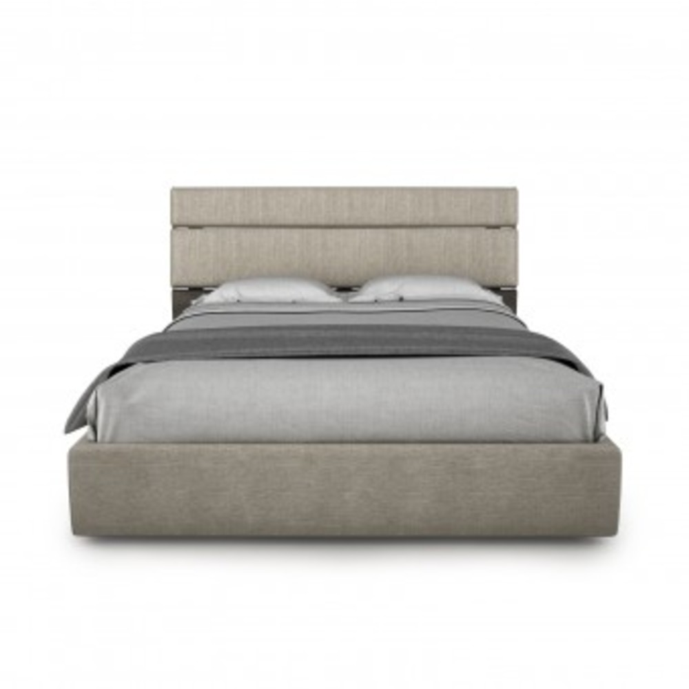Huppe - Queen Bed w/ Panel Support
