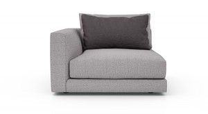 Thumbnail of Huppe - Edward Sectional with Right Arm Facing Chaise and Center Table