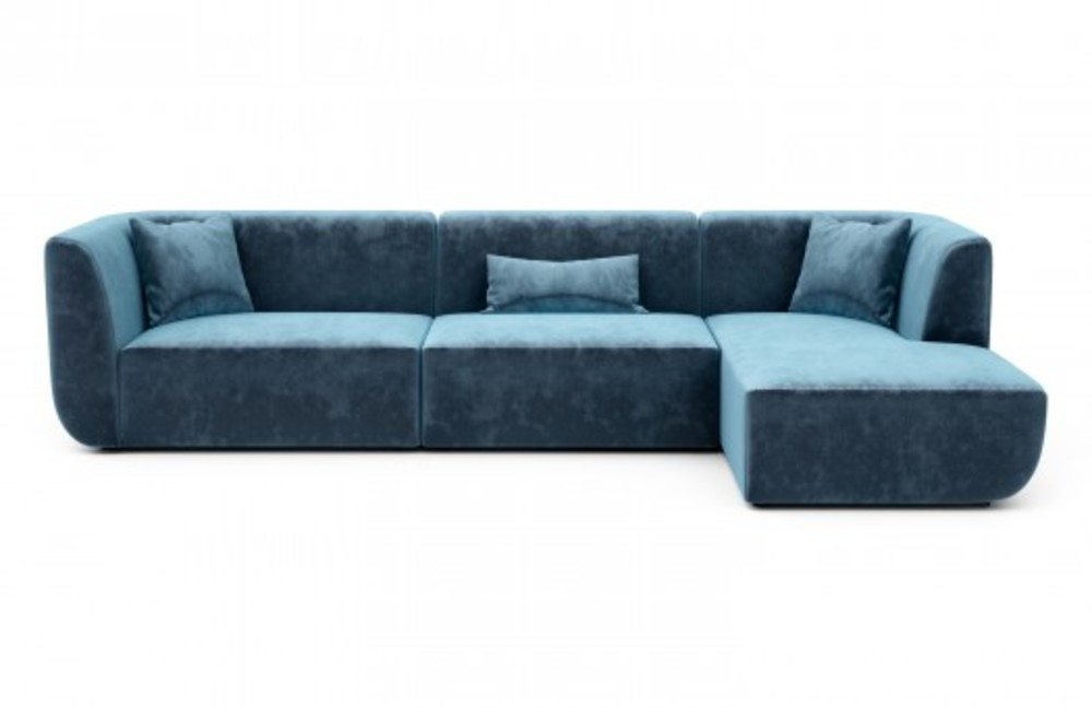 Huppe - Brooklyn Right Side Chaise Sectional
