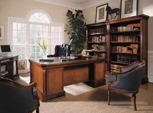 Thumbnail of Hurtado - Albeniz Executive Desk with Leather Top