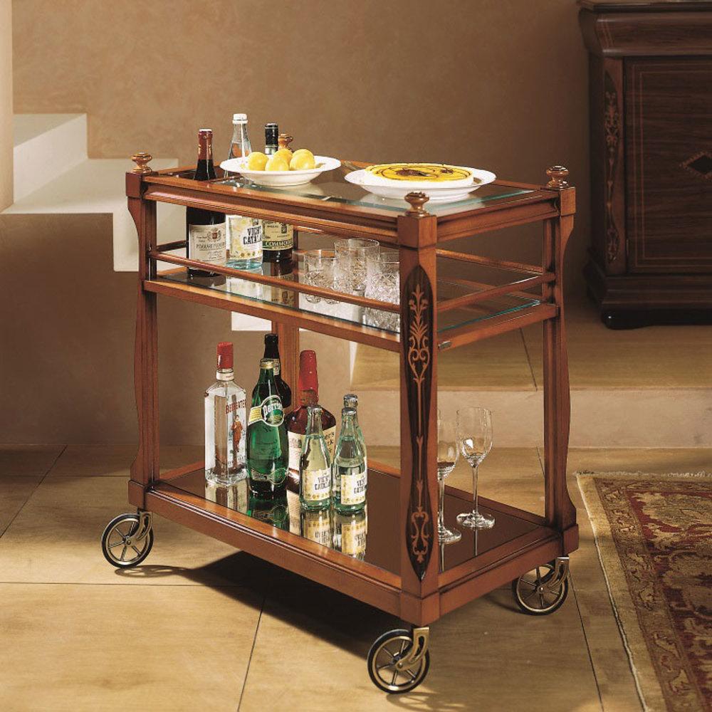 Hurtado - Amadeus Tea Cart
