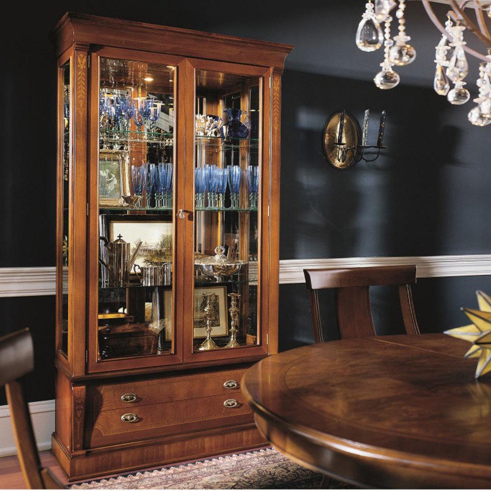 Hurtado - Albeniz Display Cabinet