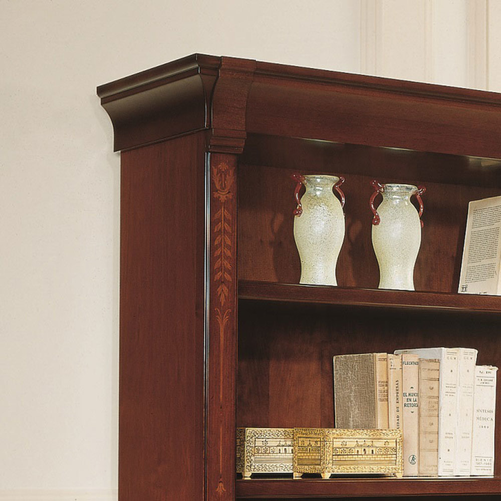 Hurtado - Albeniz Module Bookcase Center