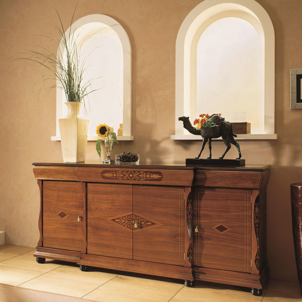 Hurtado - Amadeus Credenza with Four Doors