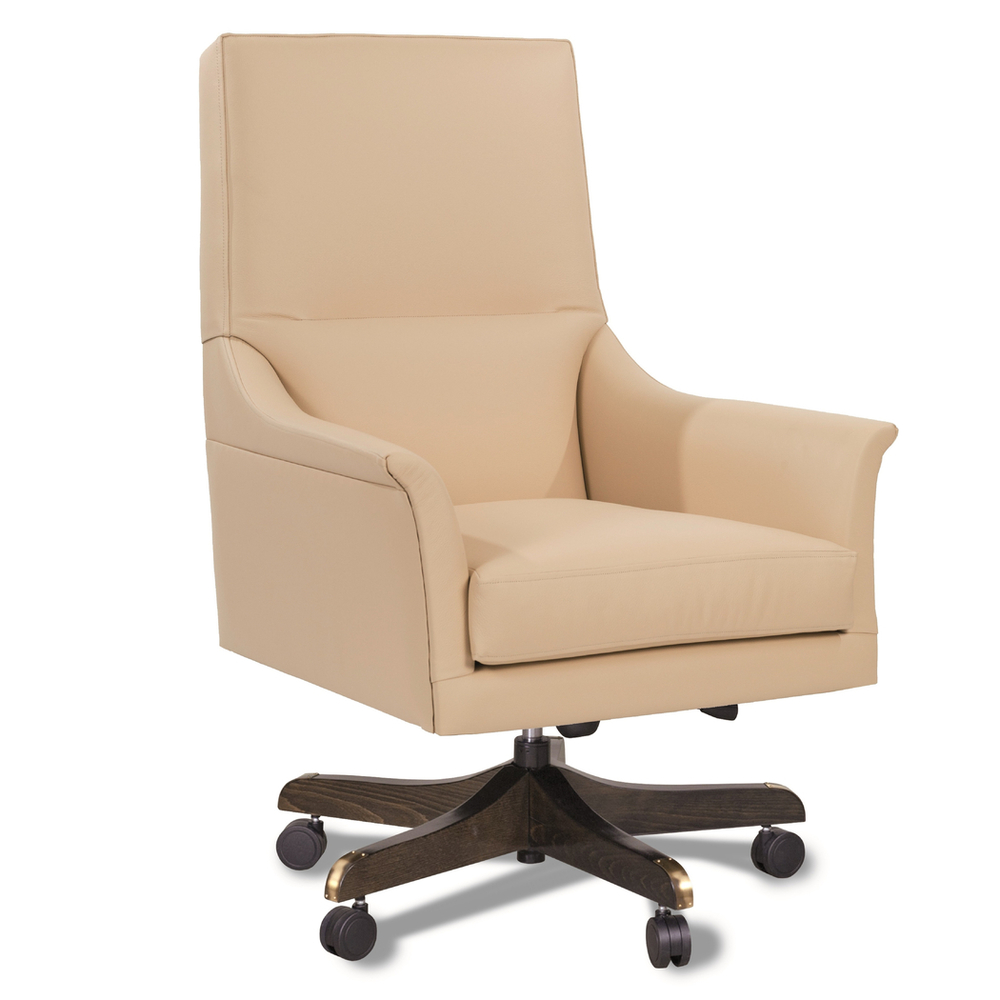 Hurtado - Santa Barbara Arm Chair with Casters