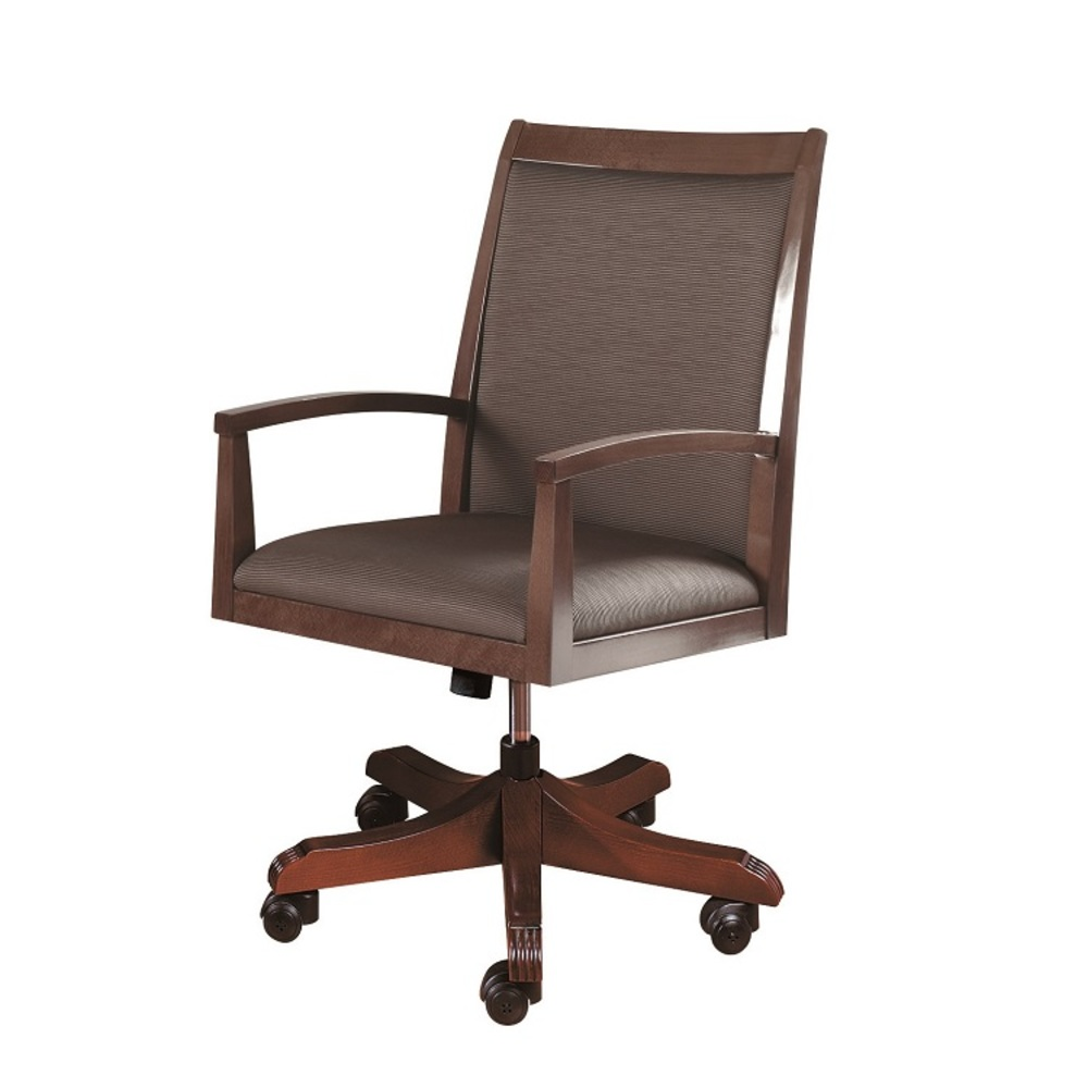 Hurtado - Arm Chair with Casters