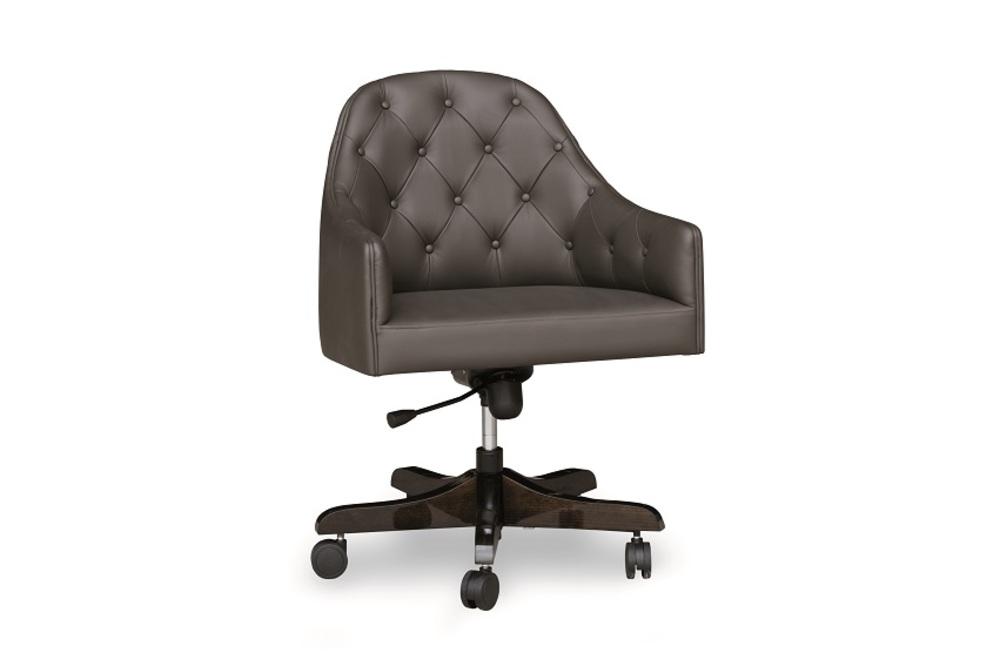 Hurtado - Santa Barbara Arm Chair with Casters