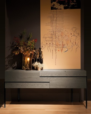 Thumbnail of Hurtado - Coral Credenza with Drawers