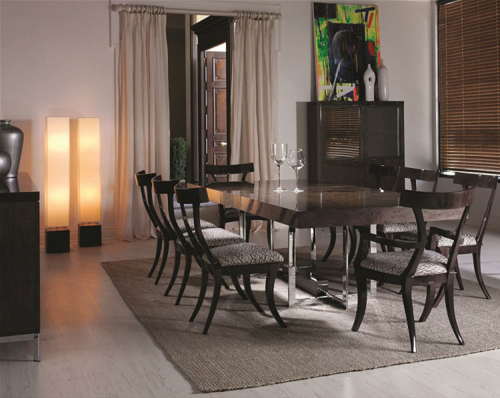 Hurtado - City Dining Table