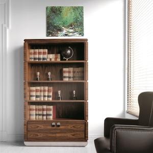 Thumbnail of Hurtado - Mon Bookcase with Metal Base