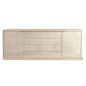 Thumbnail of Hurtado - Santa Barbara Credenza with Wooden Top & Wooden Front