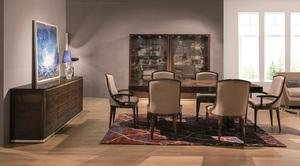Thumbnail of Hurtado - Santa Barbara Display Cabinet with Wooden Front