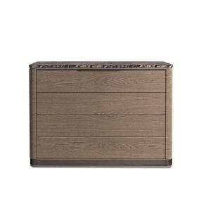 Thumbnail of Hurtado - Santa Barbara Chest with Wooden Top & Wooden Front