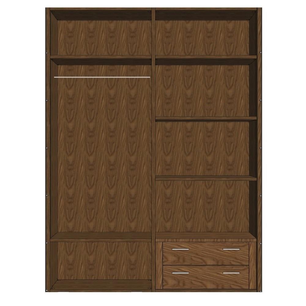 Hurtado - Santa Barbara Two Sliding Doors Wardrobe