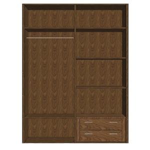 Thumbnail of Hurtado - Santa Barbara Two Sliding Doors Wardrobe