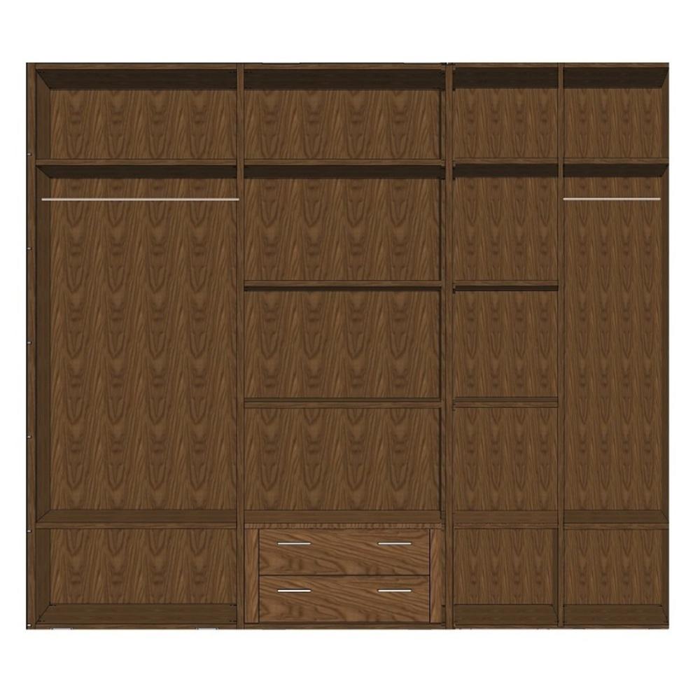Hurtado - Santa Barbara Three Sliding Doors Wardrobe