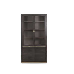 Thumbnail of Hurtado - Santa Barbara Bookcase with Doors