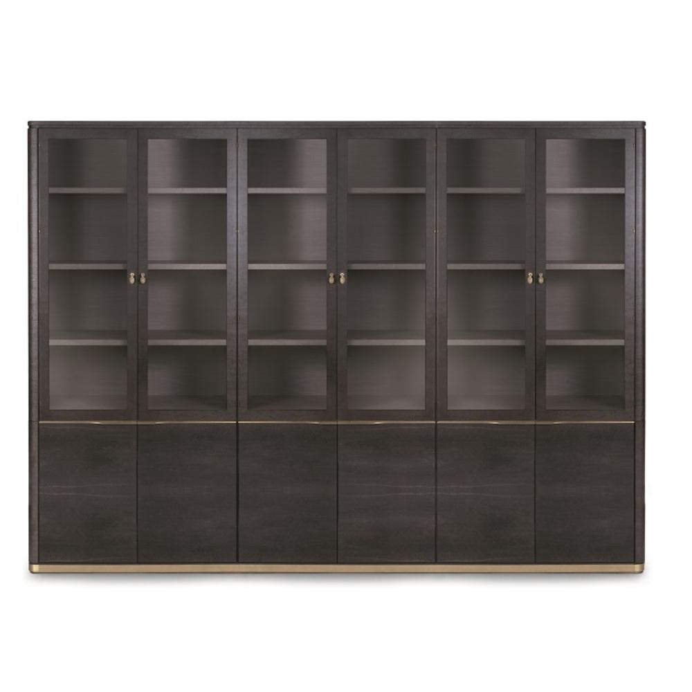Hurtado - Santa Barbara Bookcase with Doors