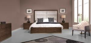 Thumbnail of Hurtado - Santa Barbara Upholstered King Size Bed